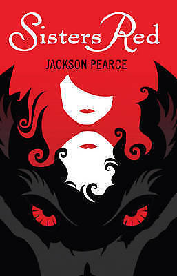 """""""AS NEW"""" Pearce, Jackson, Sisters Red, Book"""