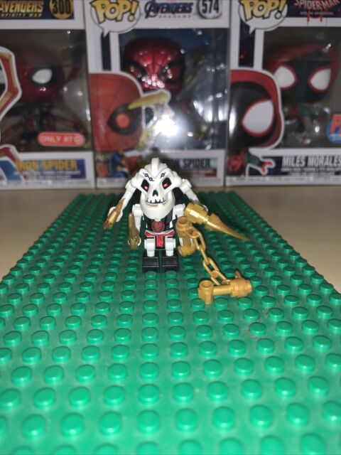 LEGO Ninjago Figur Samukai 4 Arme 4 goldene Waffen 2505 siehe Bilder  #NJ01