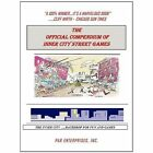 The Official Compendium of Inner City Street Games 9781450254113 Paperback