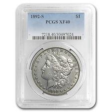 1892-S Morgan Dollar XF-40 PCGS - SKU #12022