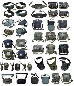 Mens-Army-Combat-Military-Travel-Shoulder-Bags-Belts-Money-Pouches-Rucksacks-New