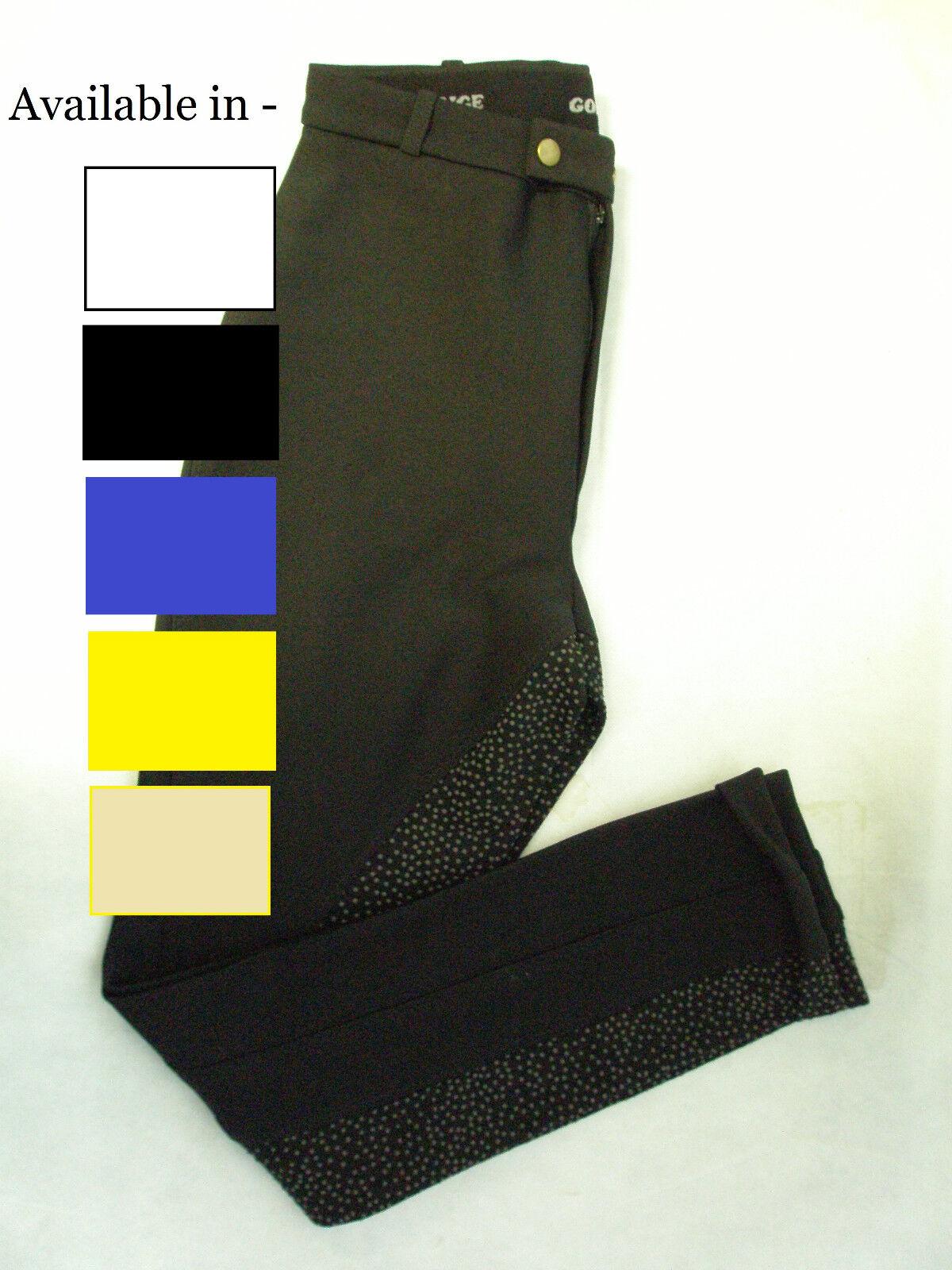 Para Mujer Pro-Asiento Gorringe Pantalones-Varios Colors y tamaños-Señoras Jodhpur Jodhpur Jodhpur ac0c6e