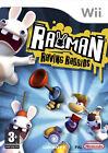 Nintendo Wii Game Rayman Raving Rabbids 1 UK En Ger Boxed