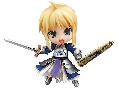 NEW Nendgoldid 121 Fate stay Night Saber Super Movable Edition Figure F S