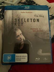 The-Skeleton-Key-Blu-ray-2010-Kate-Hudson-Thriller-FREE-REGISTERED-POST