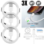 miniature 1 - 3 PACK 6Ft 3Ft USB Fast Charger Cable Lot For iPhone 12 11 8 6 XR Charging Cord