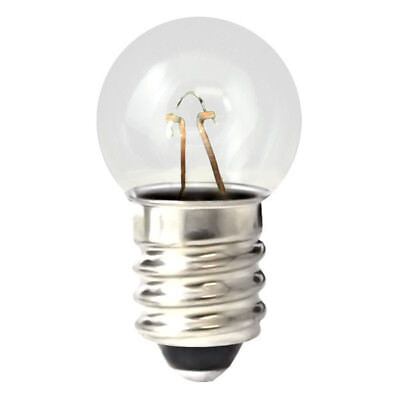 Box of 10 #432 Miniature Lamp Lionel Bulb E10 18V 4.5 Watt
