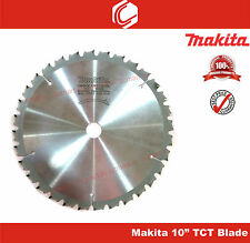 """MAKITA 10""""x32T TCT Saw Blade Suitable for all 10"""" Miter Saws – Aluminum, Wood"""