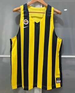 67c93211589a Image is loading 17-18-NIKE-FENERBAHCE-TURKEY-PLAYER-ISSUE-BASKETBALL-