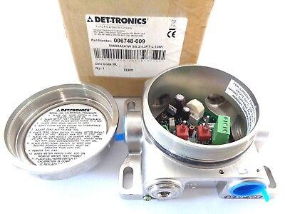 Det Tronics U9500 Combustible Gas