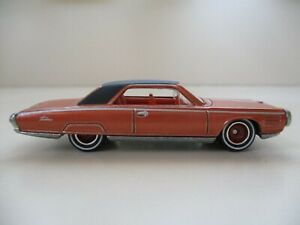 HOT WHEELS - BOULEVARD - 1963 CHRYSLER TURBINE - (REAL ...