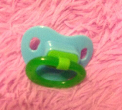NO DOLL Random Color Sent Pacifier for BABY ALIVE Super Snacks Snackin Luke