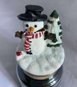 Our-America-Gift-Yankee-Candle-Jar-Topper-Snowman-Christmas-Tree-Small-Jar-Top