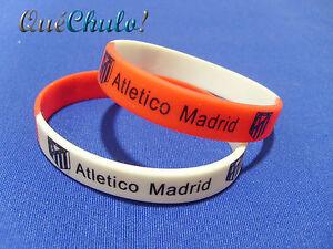 PAR-PULSERAS-FUTBOL-CLUB-ATLETICO-DE-MADRID-ATLETI-ATHLETI-ATHLETICO-AGOTADA