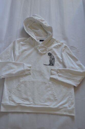 Hoodie White Nunca All Sweat Cheetahs Jumper Xs Hoody Saints Hombres Skulls Prosper Sq550