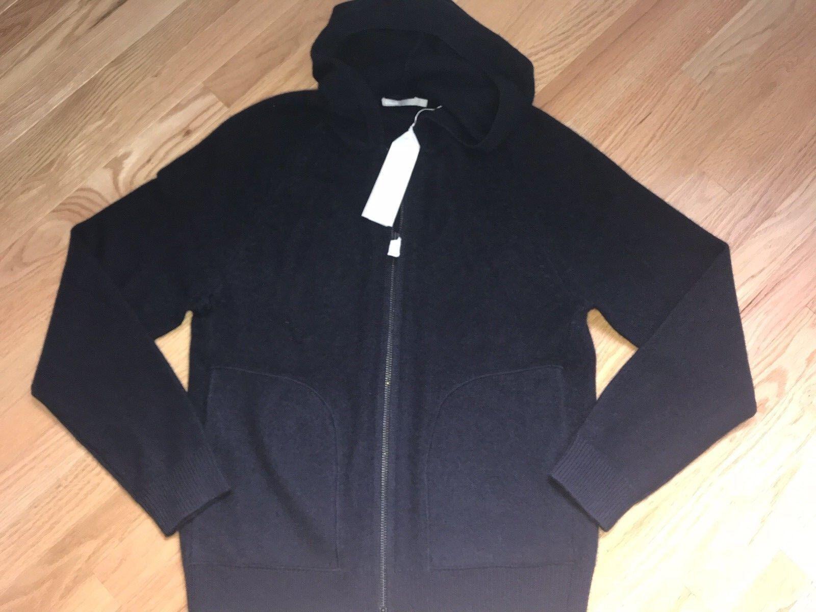 Nwt 545 VINCE. 100% Cashmere Sweater sz L