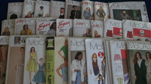 McCall/'s Patterns ~ All Patterns are Size 8-18 ~ ~ ~ Listing 8543