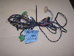 AUDI-100-A6-C4-faisceau-cables-Sieges-chauffants-AVANT-4a0971381d