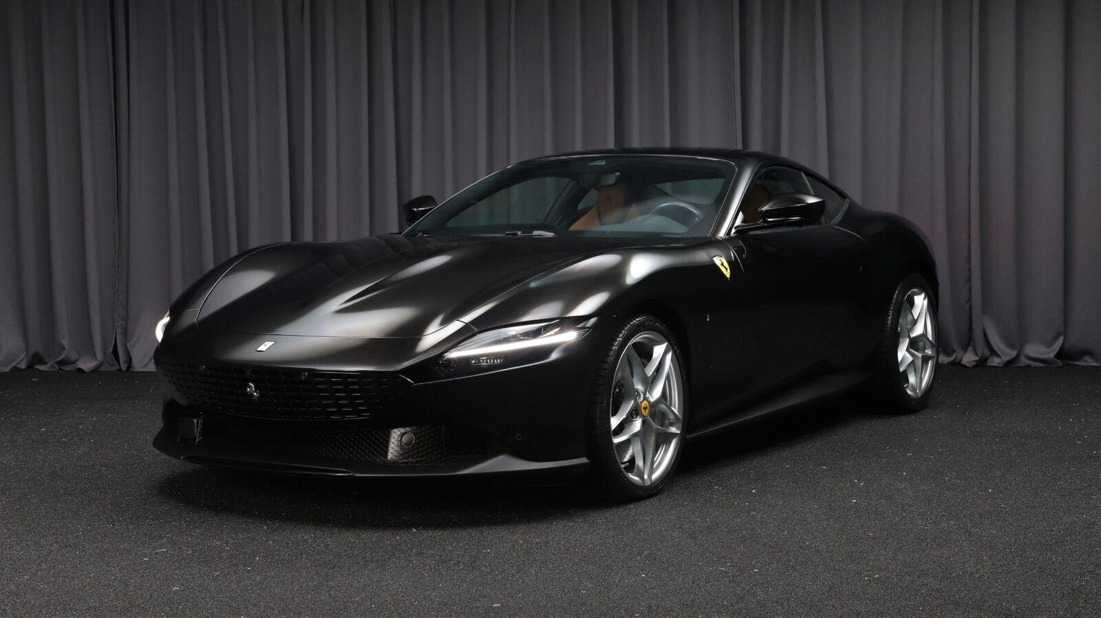 Ferrari Roma 3,9 DCT 2d