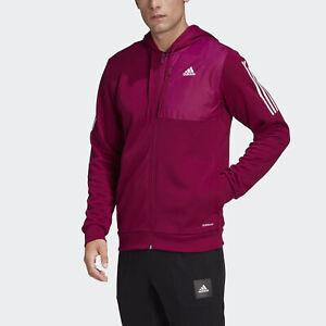adidas-AEROREADY-Full-Zip-Hoodie-Men-039-s