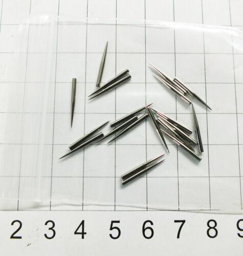 Ricoh Gehärtete Spitzen für Reißnadeln mit Wechselspitze 20 Stück 1,5 x 16  z.B