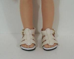 "Debs LT PINK Strappy Sandals Doll Shoes For 13/"" Paola Reina Doll"