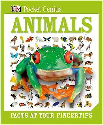 Animals Pocket Genius Facts at Your Fingertips