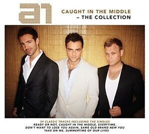A1 - Caught in the Middle: Collection [New CD] UK - Import