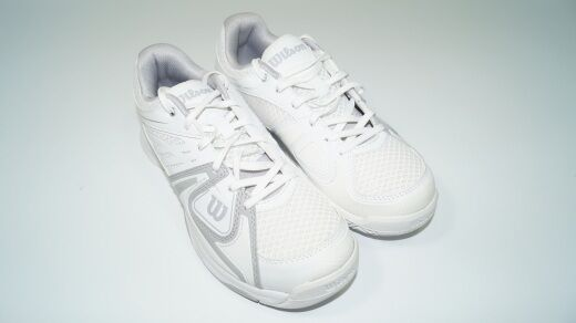 NEUWilson Rush 2 W Tennisschuhe white shoes weiss = grey new
