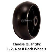 Mower Deck Gage Wheel For John Deere D110 D120 D130 D140 D150 D155 D160 D170