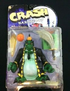 RESAURUS Crash Bandicoot Action Figure Series 1 Jeu Accessoire