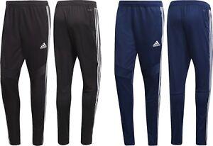 164f7d1f028ee Details about adidas Mens New Tiro 19 Pants Bottom Tapered Football Fit  Black Navy S M L XL2XL