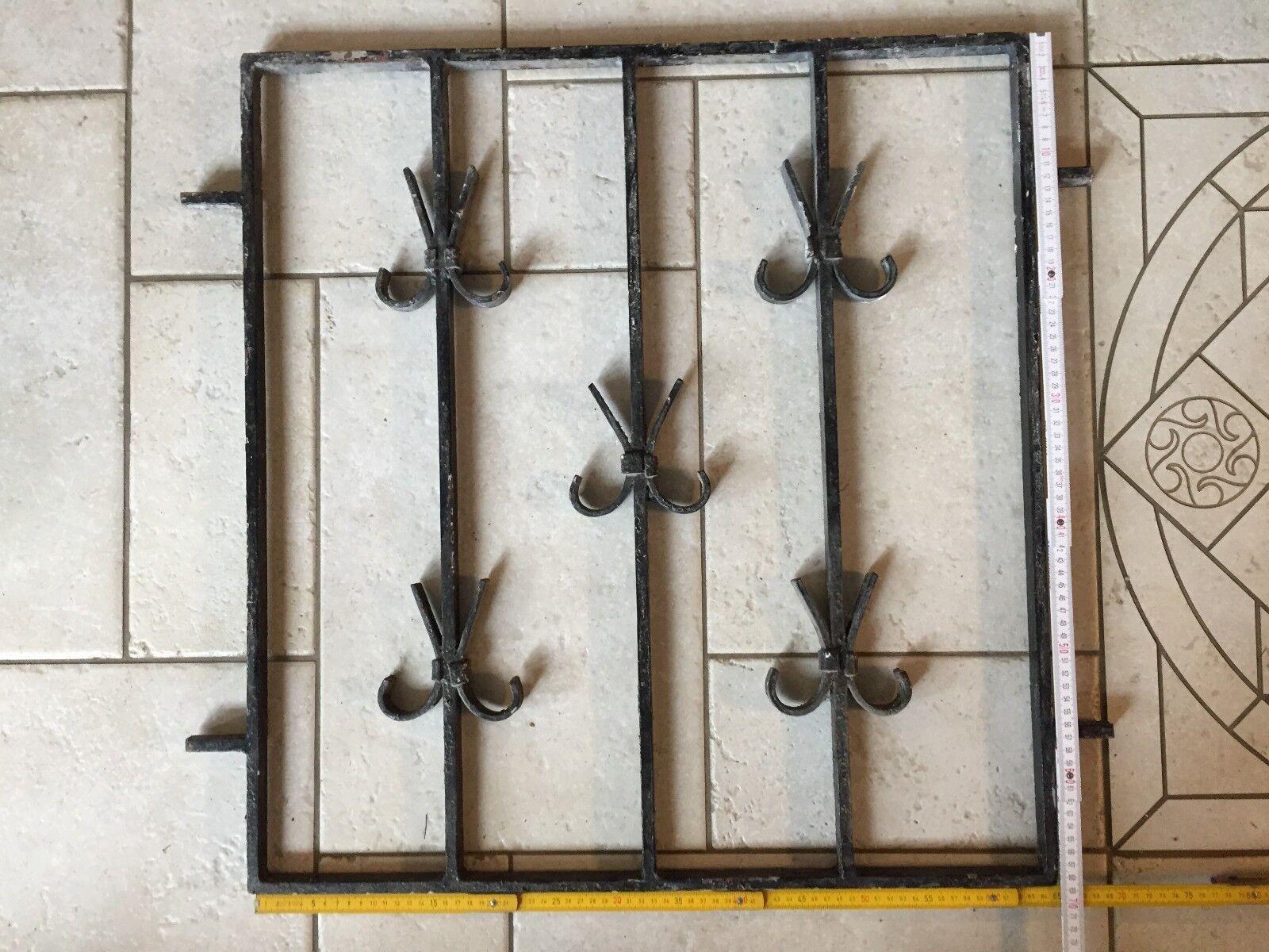 Fenstergitter / Einbruchschutz Schmiedeeisen Gitter
