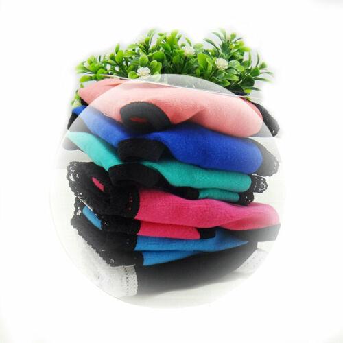 6 Pack Women/'s Cotton G-string Briefs Panties T-back Thongs Lingerie Underwear
