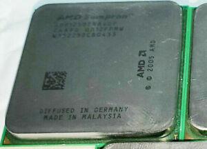 Socket AM2 CPU AMD Sempron 64 LE-1250 2.2GHZ/512KB/800 HT SDH1250IAA Tested Good