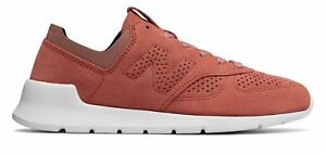 New-Balance-Men-039-s-1978-Made-in-US-Shoes-Pink-with-White