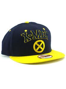 3d702c482d2 New Era X-Men 9fifty Snapback Hat Adjustable Marvel Comics Xmen ...