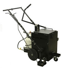 10 Gallon Wheeled Rubberized Crack Fill Melter Applicator - On-The-Fly Agitation