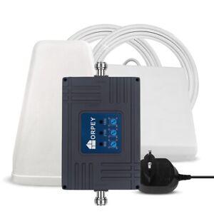 3G 4G Handy Signalverstärker 900/1800/2100MHz Repeater Band 8/3/1 Daten Stimme