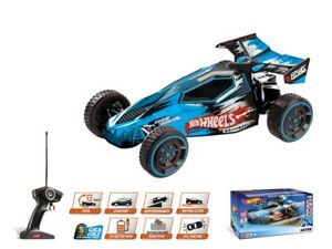 auto radiocomandata hot wheels buggy gator scala 1:10 batterie
