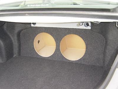 """Zenclosures Toyota CAMRY  ** 2012-2017 ** Subwoofer  Enclosure SUB BOX  2-12/"""""""