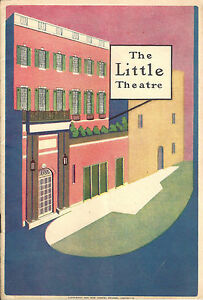 """Francine Larrimore """"LET US BE GAY"""" Rachel Crothers 1929 Broadway Playbill"""