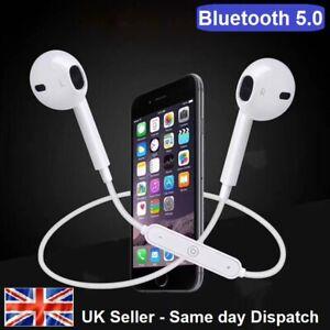 Bluetooth 5.0 Sport Con Cable Estéreo en Oído Auriculares Auriculares Auriculares Auriculares