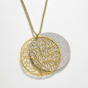 Large-Tree-Of-Life-Circular-Pendant-15-034-Necklace-Enesco-Kontura-Collection