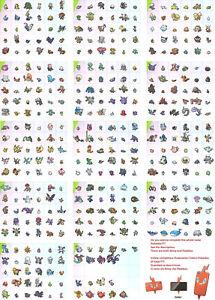 Galar Pokedex 401 Flawless & Shiny & H.A. Pokemon Shield ...