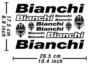 Bianchi-estampado-decal-bicicleta-vinilo-grafico-autocollant-pegatinas-adesivi-585
