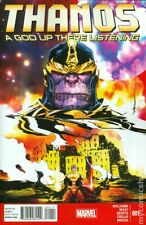 Thanos a God up There Listening #1-4 (2014) Marvel Comics