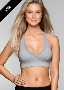 NEW-Womens-Lorna-Jane-Activewear-Resistance-Sports-Bra