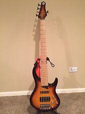 MTD (Michael Tobias Design) 5-String Bass!  Pristine Clean!!!