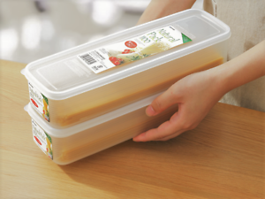 Large Capacity Airtight Pasta Box Noodles Container Food Storage Jar Case
